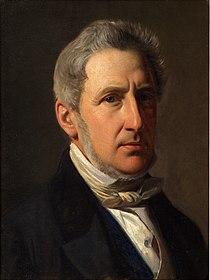 Constantin Hansen, Portræt af godsejer Alfred Hage (1803-1872), ca. 1856, 0083NMK, Nivaagaards Malerisamling.jpg