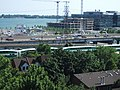 Construction of George Brown College's Waterfront campus at the foot of Sherbourne -a.jpg