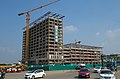Construction site of Renmin University East Campus (20180728151529).jpg