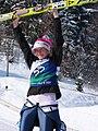 Continental Cup 2010 Villach -13 Daniela Iraschko 56.JPG