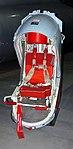 Convair B-58A Hustler escape capsule, National Museum of the US Air Force, Dayton, Ohio, USA. (46476206031).jpg