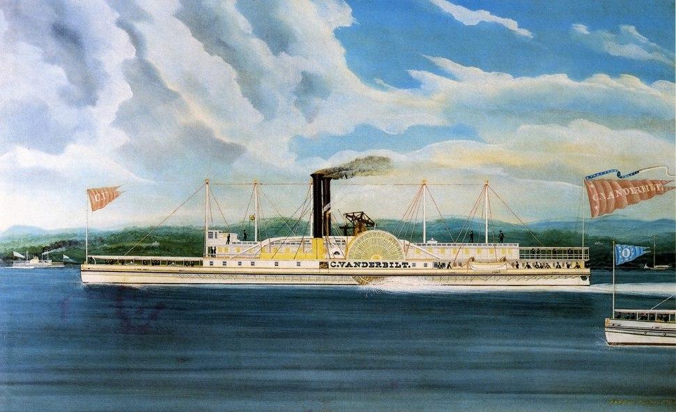 Cornelius Vanderbilt (steamboat)