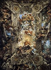 Allegory of Divine Providence and Barberini Power
