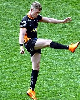 Cory Aston English rugby league footballer