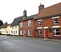 Cottages in Queen Street - geograph.org.uk - 1403217.jpg