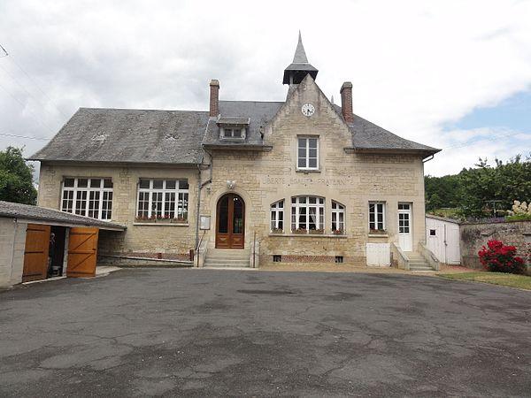 Photo de la ville Coucy-la-Ville