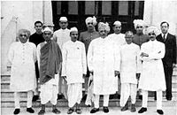 Council of rulers and ministers of Saurashtra Union.jpg