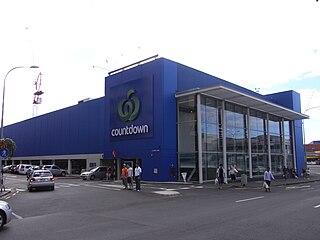 Countdown (supermarket) New Zealand supermarket chain