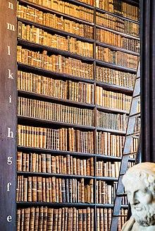 Trinity College Library Wikipedia