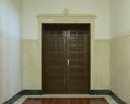Courtroom door, Robert J. Nealon Federal Building and U.S. Courthouse, Scranton, Pennsylvania LCCN2010719024.tif