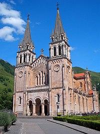 Covadonga - Basílica de Santa María la Real 09.jpg