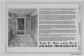 Cover Sheet - E. Fay and Gus Jones House, 1330 North Hillcrest Avenue, Fayetteville, Washington County, AR HABS AR-52 (sheet 1 of 23).png