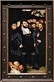 Cranach il giovane, martin lutero e i riformatori di wittenberg, 1543 ca.jpg