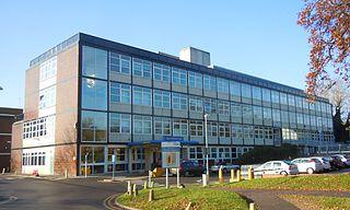 Crawley Hospital Hospital in England