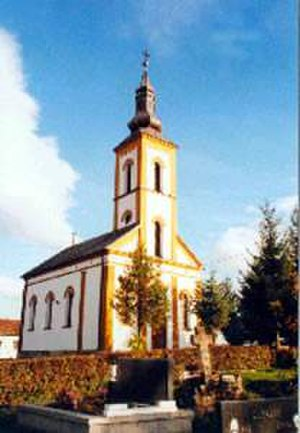 Srbac - Serbian Orthodox Church