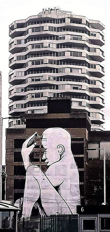 Croydon mural