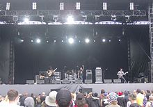 Cry for Silence, Download Festival, 15 June 2008