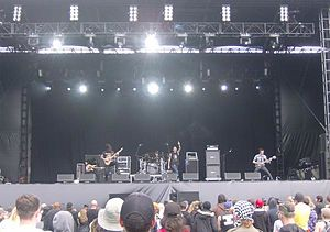 Cry for Silence - Cry For Silence, Download Festival, 15th June 2008