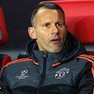 Ryan Giggs Wales national association football manager and retired player