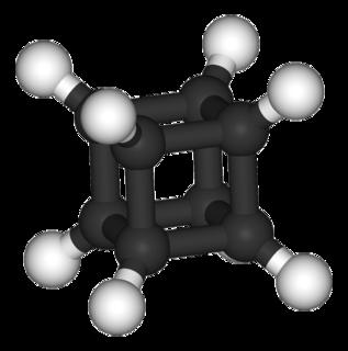 Cubane-type cluster