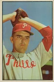 Curt Simmons American baseball player