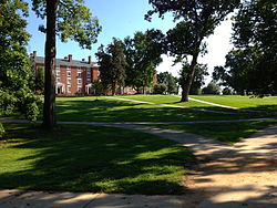 Cushing Hall at Hampden-Sydney College in Virginia.JPG