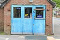 Cycle Repair Shed, Brockenhurst - geograph.org.uk - 170774.jpg
