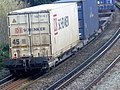DB Schenker 92003 and 67026 Wembley to Dollands Moor 4B45 (Ripple Lane to Wroclaw Poland) (13383581844).jpg