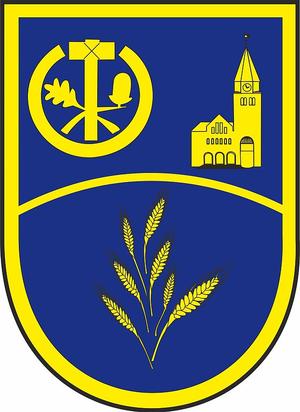 Langen, Emsland - Image: DEU Langen (Ems) COA