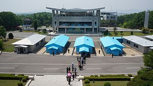 DMZ from North Korea side (14319637755).jpg