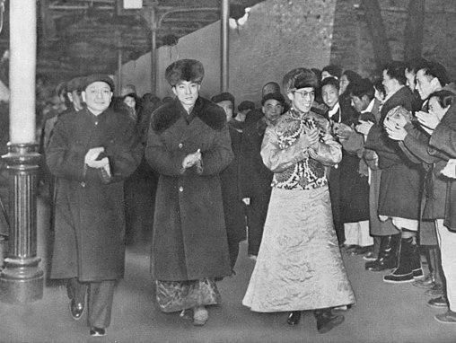Dalai-dengxiaoping1954