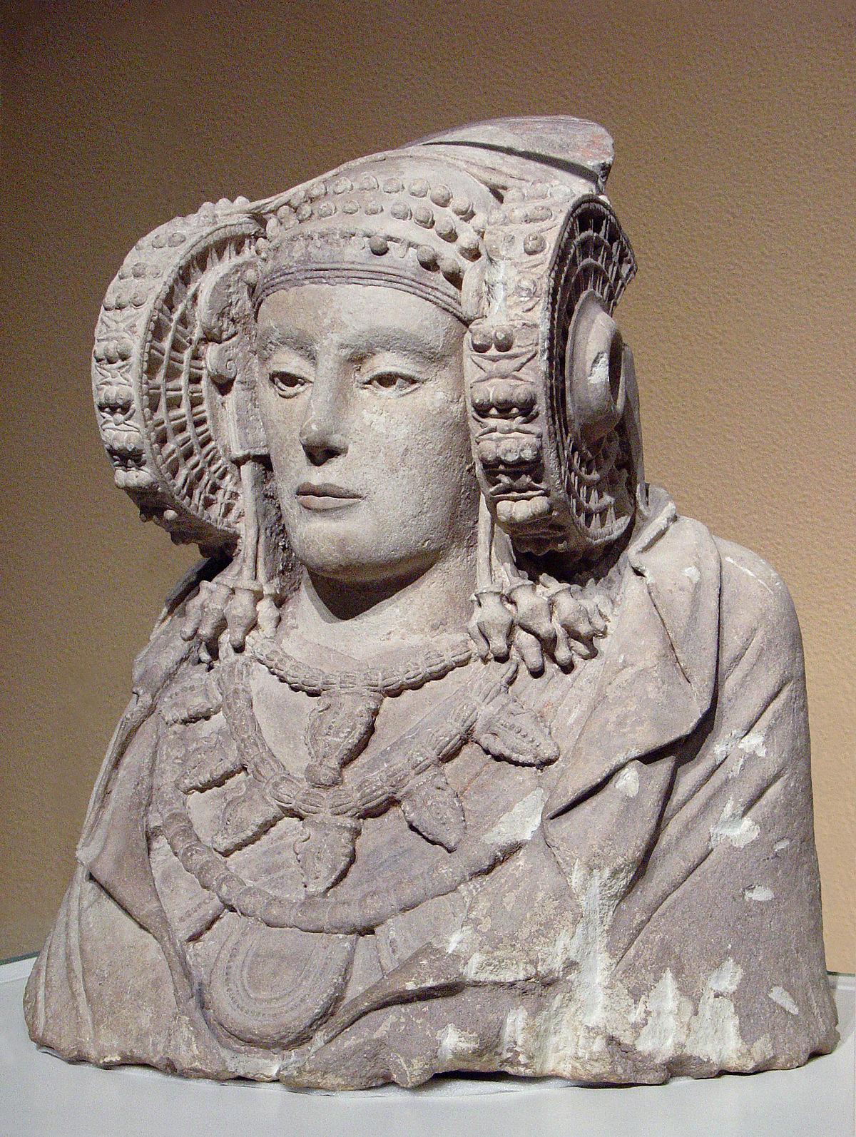 Dama de elche wikipedia la enciclopedia libre for Concepto de ceramica