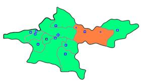 تصویری از شهرستان دماوند