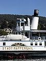Dampfschiff Stadt Rapperswil - General-Guisan-Quai 2012-09-21 14-59-23 (P7000).JPG