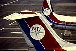 Dan Air tails at NCL (15957085239).jpg