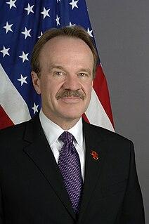 Dan Mozena American diplomat
