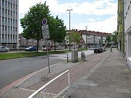 Daniel-von-Büren-Straße in Bremen