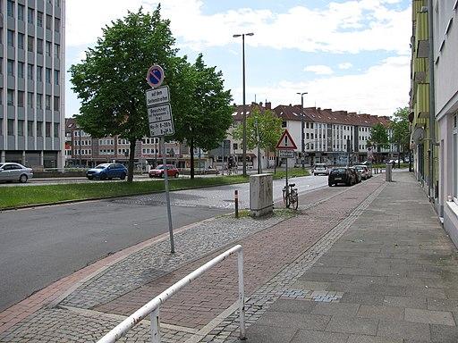 Daniel-von-Büren-Straße, 1, Bahnhofsvorstadt, Bremen