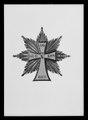 Dannebrogsorden, kraschan - Livrustkammaren - 10057.tif