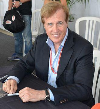 Danny Sullivan - Image: Danny Sullivan At 2015indy 500