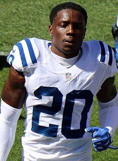 Darius Butler American football free safety