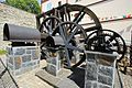 Das Wasserrad der alten Stadtmühle in Lössnitz.. 2H1A3308WI.jpg