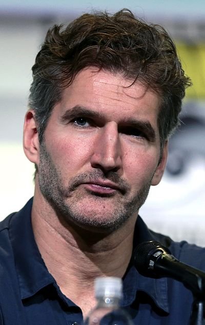 David Benioff, American author and producer