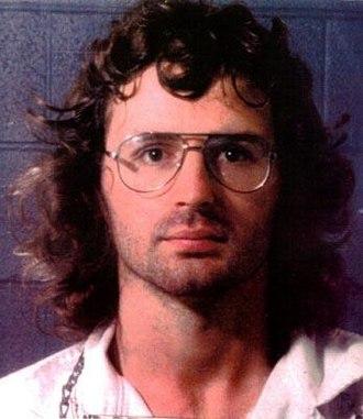Waco siege - David Koresh in a 1987 mug shot
