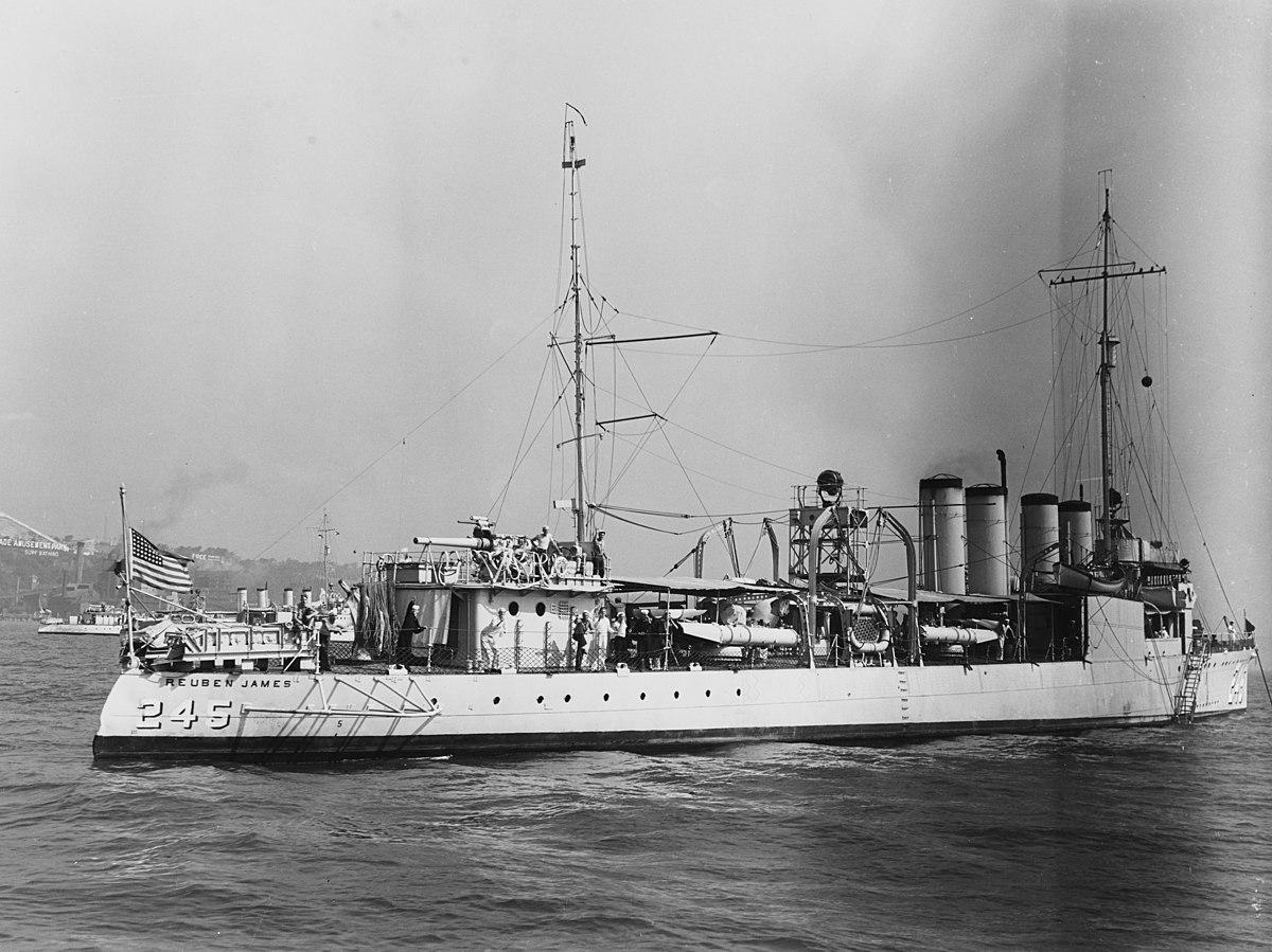 Wikipedia Reuben - USS (DD-245) James