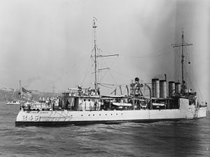 USS Reuben James