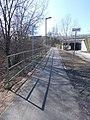 Deák Bridge, city limit, 2021 Nagytétény.jpg