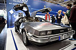 DeLorean DMC-12 - Back to the Future – CeBIT 2016 03.jpg