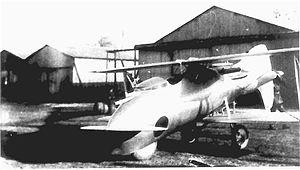 De Bruyère C 1 - Image: De Bruyère C 1 fighter front