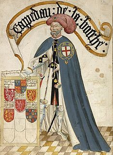 Jean III de Grailly Military leader in the Hundred Years War